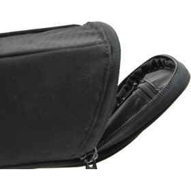 AGU Performance DWR Saddle Bag Klickfix, black